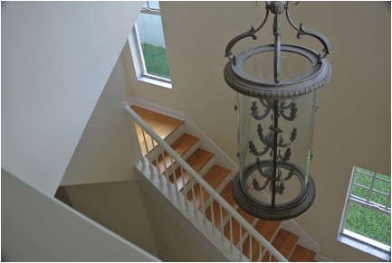 Description: Macintosh HD:Users:Gary:Pictures:Export:Garfield Ad Photos:2nd Floor View Down Stairwell.jpg